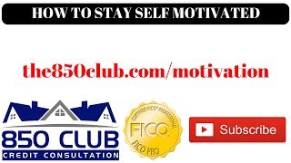 The Best Way To Stay Self Motivated - Free Audio Link