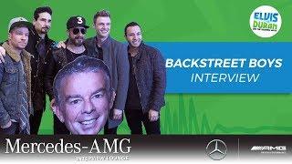 "The Backstreet Boys on ""No Place"" | Elvis Duran Show"