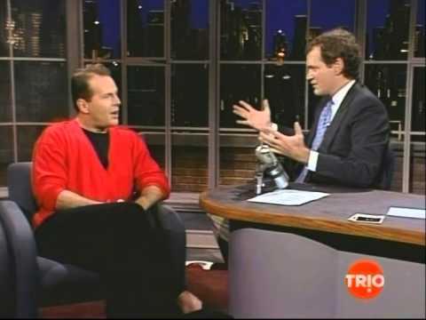 Letterman Oct 20,1989