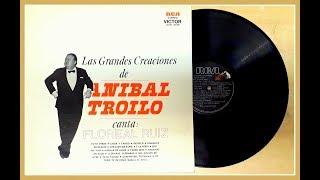 Troilo - Floreal Ruiz - Disco vinilo RCA original completo