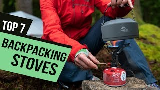 BEST BACKPACKING STOVES! (2020)