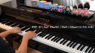 """[ Piano Cover + Hòa âm ] Yêu là """"Tha Thu"""" - Only C"""