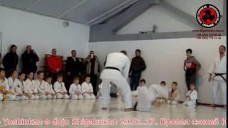 Семинар и детская аттестация Aikido Yoshinkan в dojo Shigakukan 29 января 2017 год видео 2(, 2017-01-30T16:59:40.000Z)