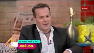 José Joel: herencia de José José, Sergio Mayer, el supuesto hijo no reconocido y más