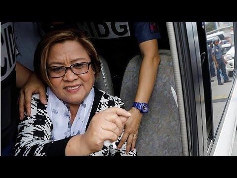 De Lima arrested as Duterte cages his biggest critic