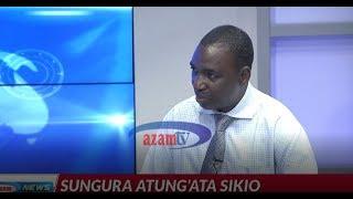Ernest Sungura: Vyombo vya habari vya CCM viikosoe na kuisaidia serikali