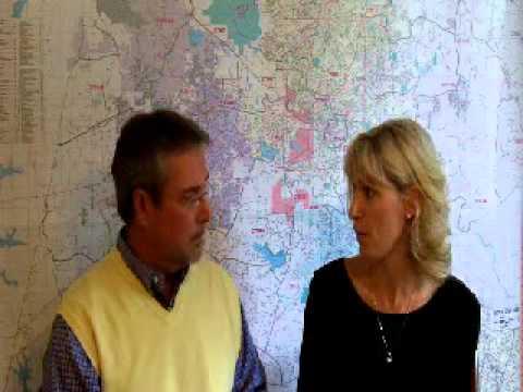 Amy Bonis with Jim Morton
