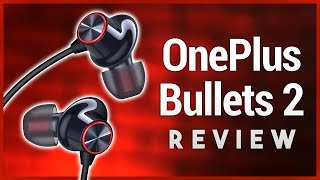 OnePlus Bullets Wireless 2 Review - $99 Bluetooth 5.0 Earphones with Great Sound