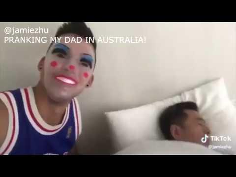 Jamie Zhu TikTok Pranks Compilation (Pranking Asian Dad)