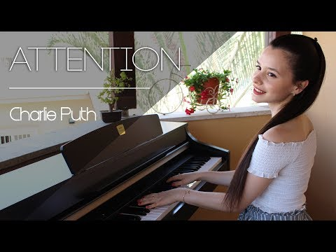 Charlie Puth - Attention | Piano Cover By Yuval Salomon