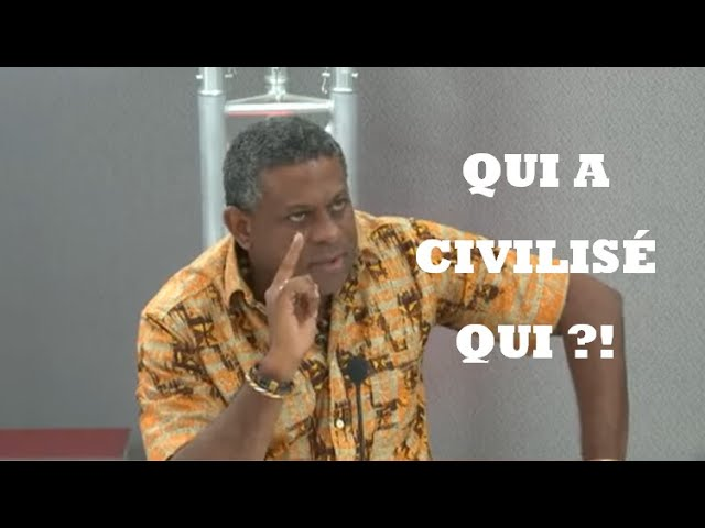 L'Europe a t elle civilisé l'Afrique ? - de Nioussérê Kalala Omotunde.