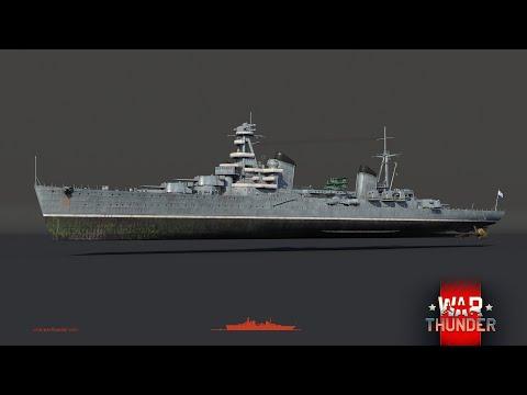 War Thunder DEV-BLOG News Kirov leichter Kreuzer Update 1.87