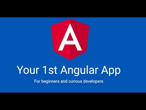 Ready To Create Your First Angular App? Let's Do It Together. (Angular 2+)