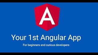 ready to create your first angular app let s do it together angular 2