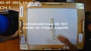 TUTORIAL DE DOMINO PROFESAN # 6 ZAPATO