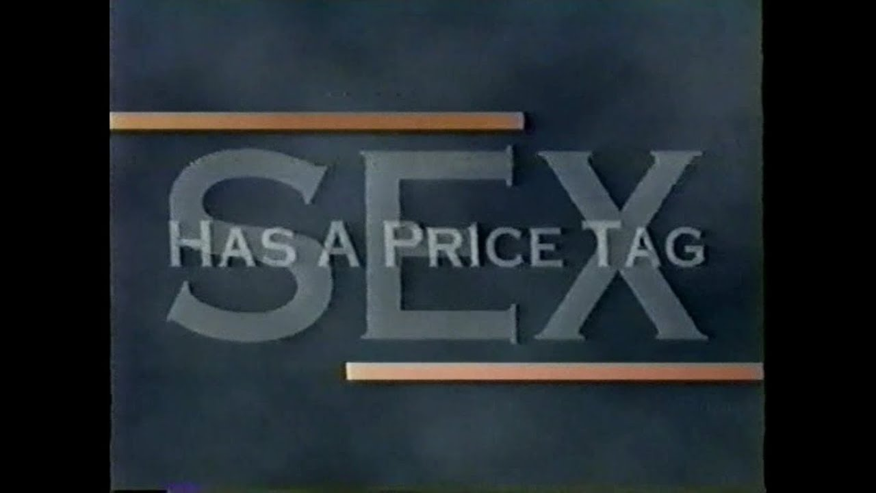 Sex still has a price tag