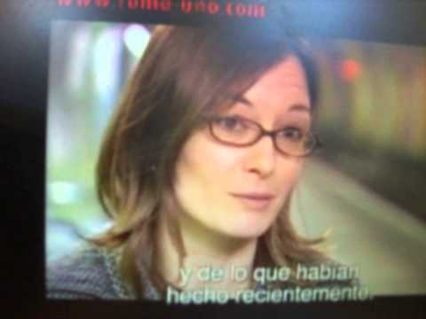 Catherine McCormack talks about