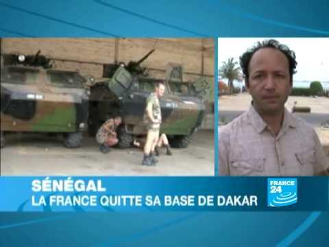 La France Restitue Officiellement Au Sénégal Sa Base Militaire De Dakar