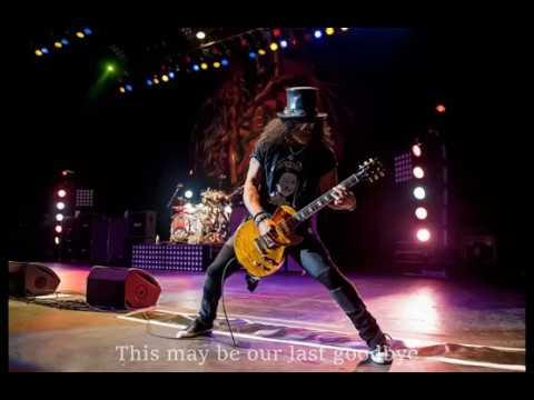 Slash – Anastasia with lyrics (HQ)
