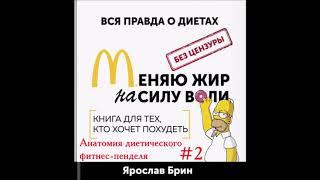 Ярослав Брин. Меняю Жир на Силу Воли. Аудиокнига. #2