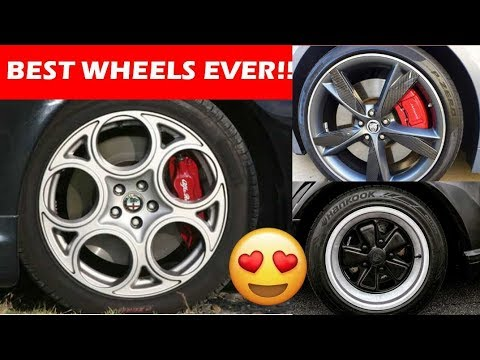 The BEST Wheels EVER To Come On Factory Cars