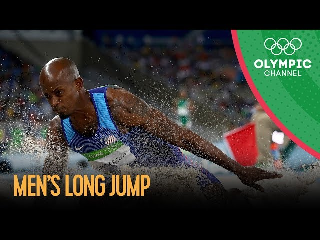 Men's Long Jump Final | Rio 2016 Replay