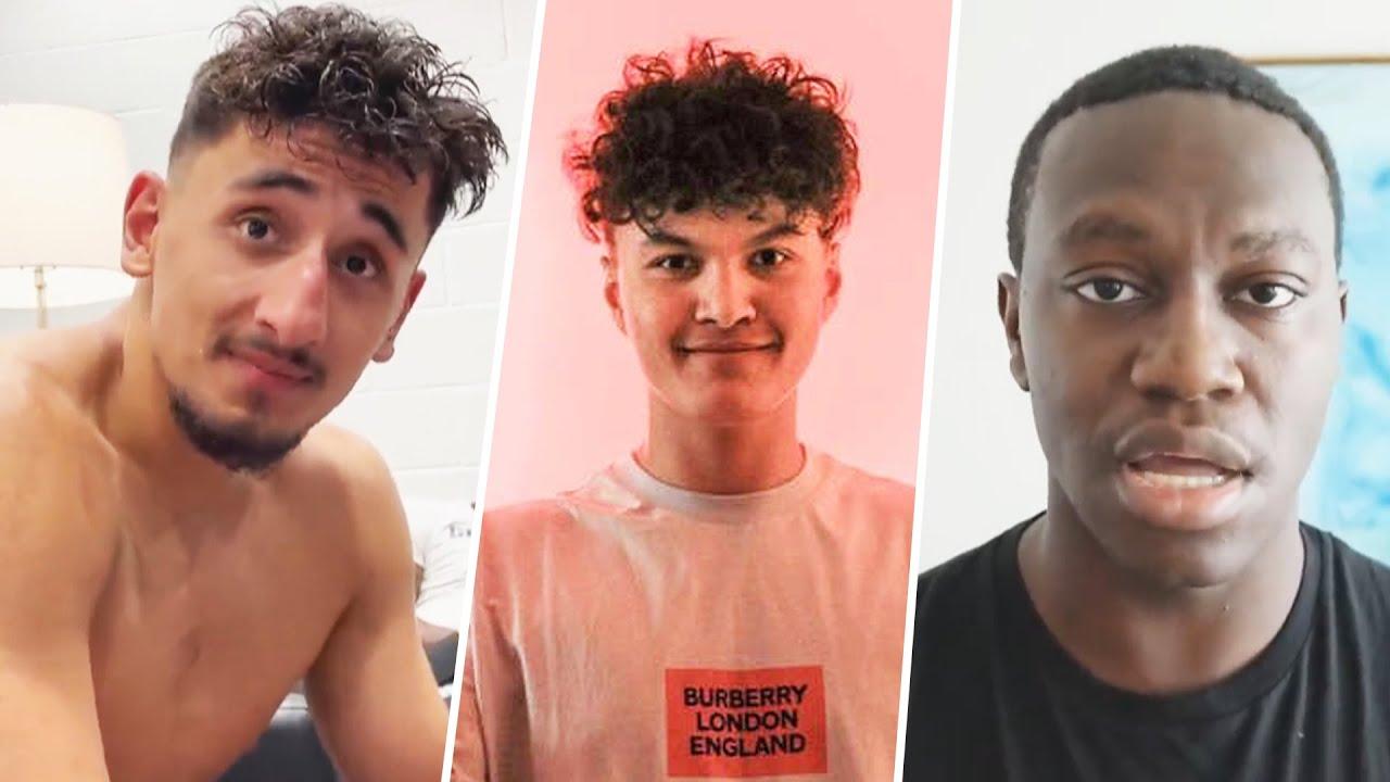 YouTubers Destroy TikTokers in the Ring... FaZe Jarvis, AnEsonGib, Deji, Austin McBroom, Bryce Hall