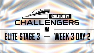 Built By Gamers vs EastR | Call Of Duty Challengers Elite 2021 | NA Stage 3 Week 3 | Day 2