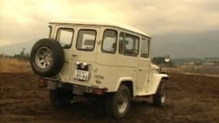 初代トヨタジープからランクル80系までを走行シーンとともに解説。 From...