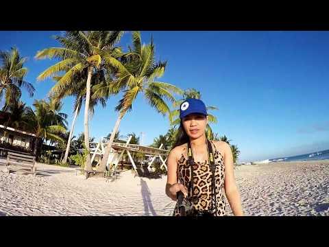 Bantayan Island Cebu Paradise in the Philippines,Blade Camera Drone,GOproHD