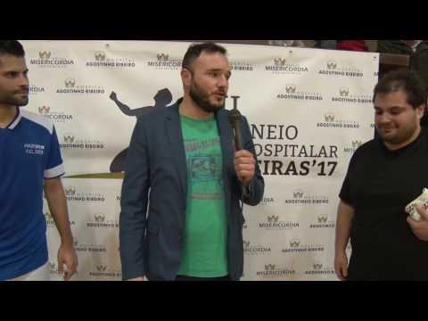 Felgueiras`17 | XIII Torneio Interhospitalar: Flash Interview, HAR Felgueiras x H. Viana do Castelo