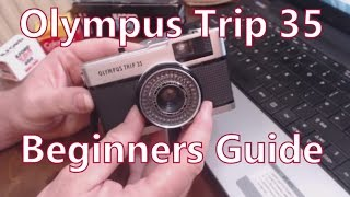 SCL Photography Guide: The Olympus Trip 35 Film Camera