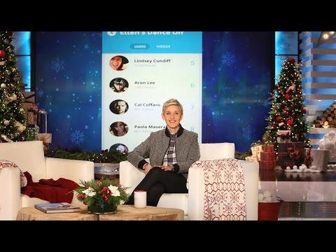 Ellen's Dance Off