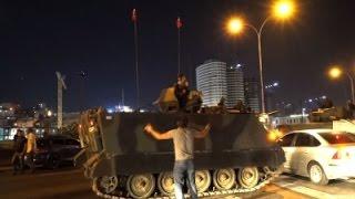 تقارير: اشتباكات متفرقة في إسطنبول وأنقرة