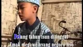 Jeritan Anak Tkw,(by Sakura Jingga