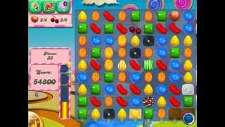 Candy Crush Saga: Level 85 (No Boosters ) iPad