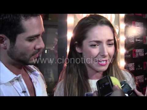 Ariadne Díaz y José Ron se integran a Perfume de Gardenia ...