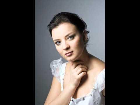 Olga's aria from the opera