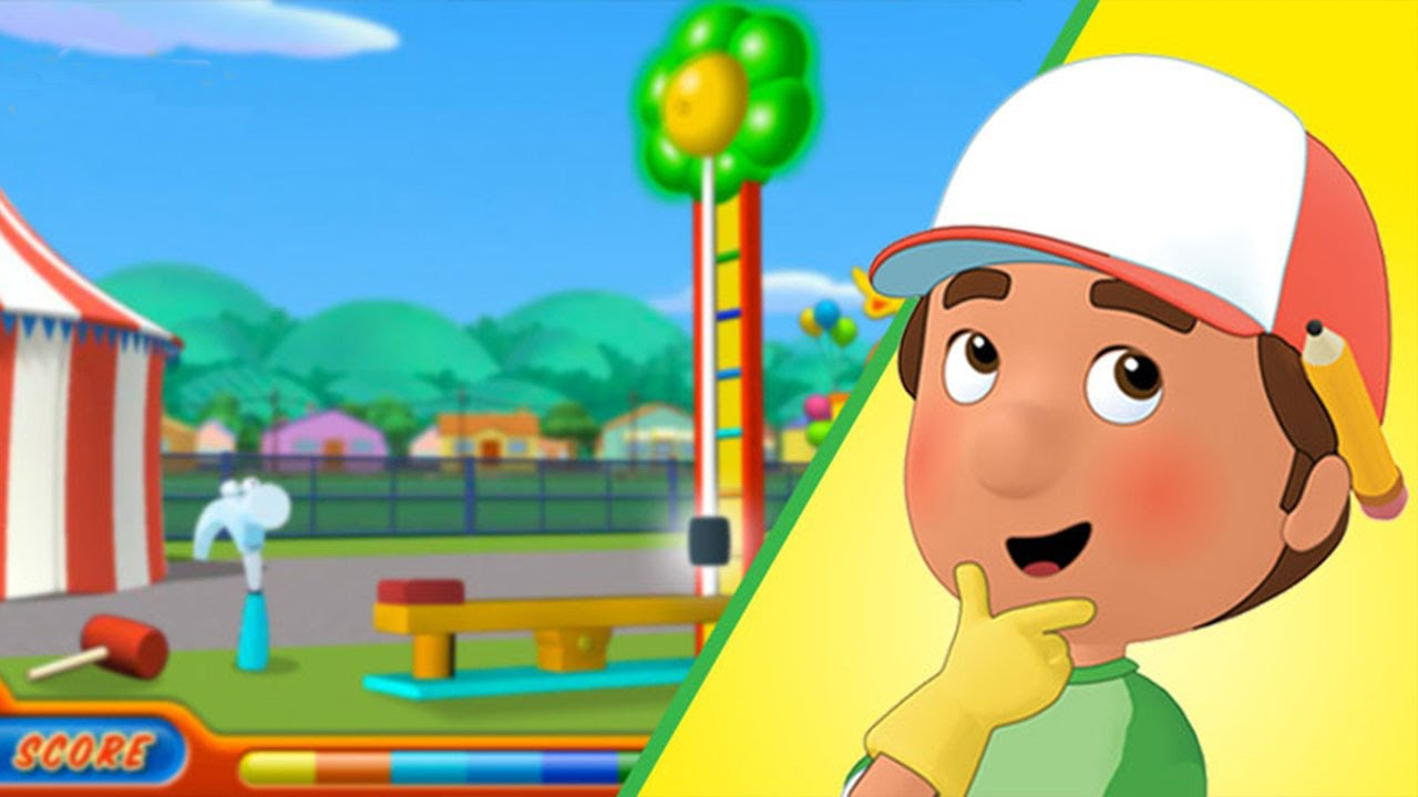 It is a picture of Versatile Handy Manny Images