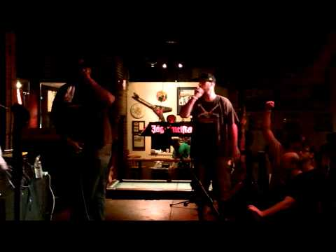 Irealz, Vast Aire (Cannibal Ox) - Solar Flarez - Live 2013 Tampa, FL