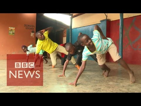 Ghetto Kids: 'Dance changed my life' - BBC News