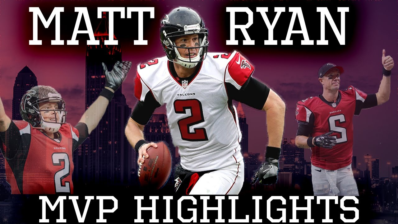 "Matt Ryan - ""MattVP"" 2016/2017 Highlights - YouTube"