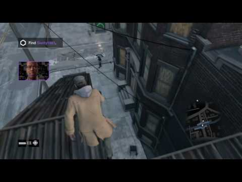 Invaded By Sketty1881 (Watch Dogs)
