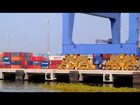 Kochi sea port total discription