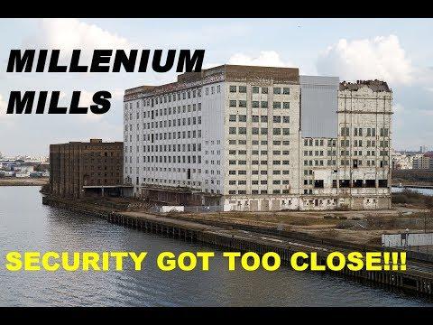 Visiting Millenium Mills - Urbex