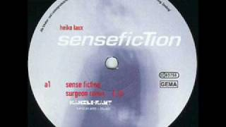 Heiko Laux - Sense Fiction (Surgeon Remix)