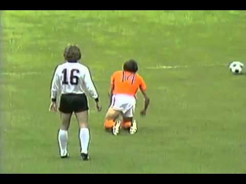 World Cup Final: Germany 2 - 1 Netherlands (Germany 1974)