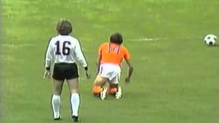 World Cup Final: Germany 2 - 1 Netherlands (Germany 1974)