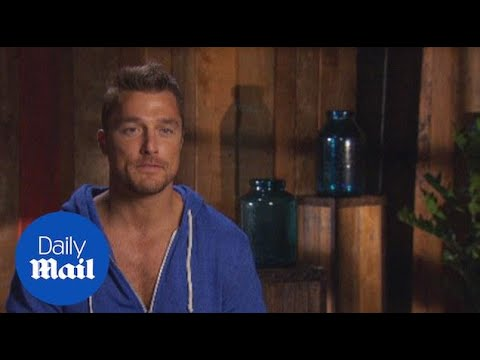 'It's flattering': Chris Soules talks The Bachelor on ABC  Daily Mail