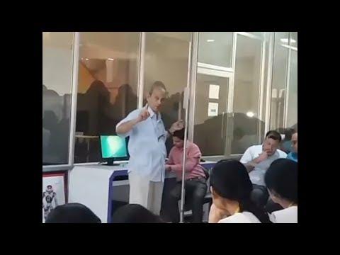 Experimental Newton's Laws Training by Samar Bagchi